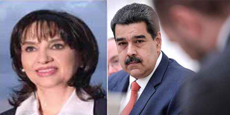 """La desesperación extrema de la canciller de Colombia con el dictador venezolano en un audio filtrado: """"Este mierdero (Maduro) va a desestabilizar todo el continente"""""""