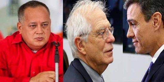 """¡Qué debut, Borrell, qué debut! La cobardía del comisionado de la UE para no relacionar los incendios políticos en América Latina con las """"brisas bolivarianas"""""""