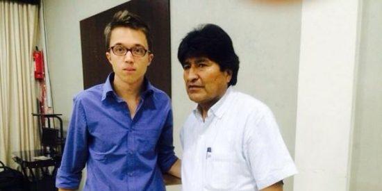 ¿Detrás de una nueva asesoría millonaria? Íñigo Errejón busca un 'plan B' tras su fracaso electoral y sale en defensa de Evo Morales