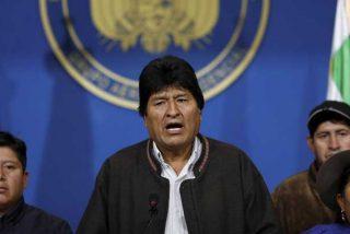 Con el fraude comprobado: Evo Morales convoca nuevas elecciones en Bolivia