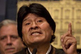 El golpista Evo Morales renuncia a la presidencia de Bolivia y huye como un conejo, tras ser pillado haciendo fraude electoral