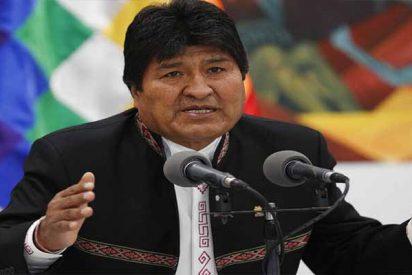 ¿Se le vino la noche a Evo Morales?: