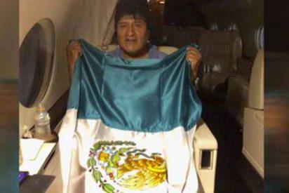 """Evo Morales abandonó México y ya se encuentra en Cuba: """"Gracias Trump, que el narcodictador se vaya a su país"""""""