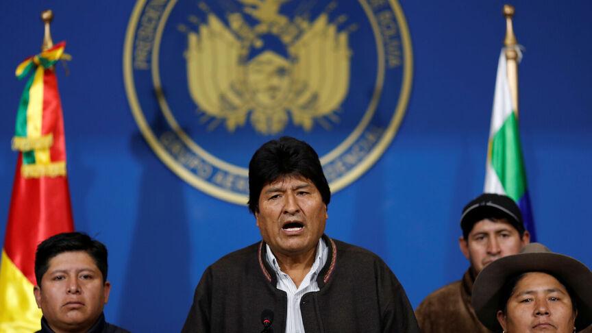 Estas son las empresas investigadas por corrupción en Bolivia y que vinculan con Evo Morales
