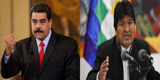 Cómo afecta realmente el fin del régimen de Evo Morales al dictador Nictador Nicolás Maduro