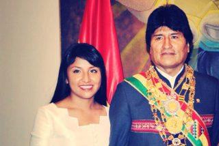 Evo Morales saca las garras para defender a su hija, acusada de un presunto enriquecimiento ilícito