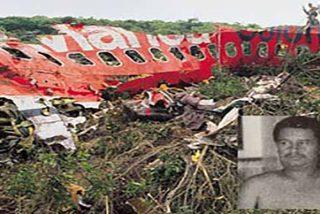 Hace 30 años Pablo Escobar alcanzó la hazaña criminal de hacer explotar un avión, pero se salvó la única persona que quería asesinar