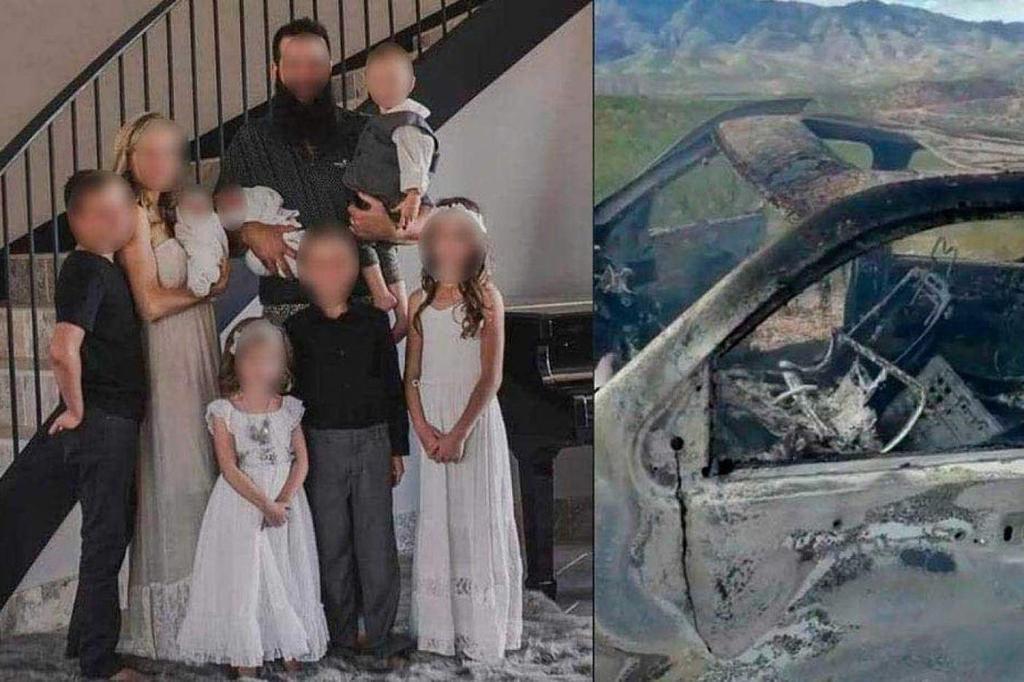 La trágica masacre de una conocida familia norteamericana en México: Al menos 12 muertos, cinco de ellos calcinados