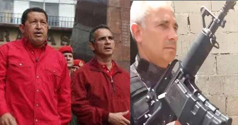 """El líder de los colectivos criminales del chavismo amenazó a Colombia: """"Nuestros aviones pueden bombardear Bogotá y volver en tres minutos"""""""