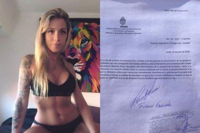 Una argentina denuncia al colegio que dejaba sin comer a su hija porque ella fue actriz porno