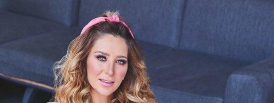 El minibikini de Geraldine Bazán que hace enfurecer a su ex