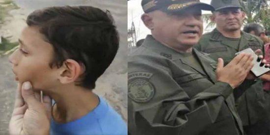 Dictadura criminal: El testimonio de un niño que fue electrocutado, golpeado y sumergido en agua por la Guardia Nacional de Maduro