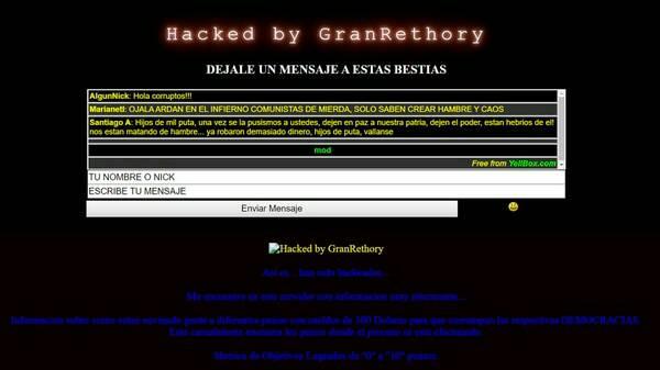 El hundimiento del Foro de Sao Paulo: Hackean el sitio web del 'club de amigos del comunismo' internacional