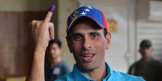 El venezolano Henrique Capriles embaraza a la exnovia del socio de Alejandro Betancourt, el empresario chavista detrás de Hawkers