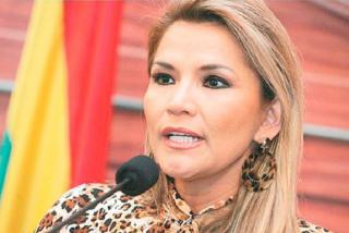 ¿Quién es Jeanine Áñez Chávez?, la senadora que podría tomar las riendas de Bolivia