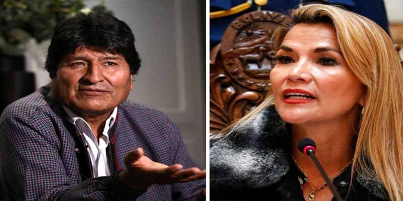 """El Gobierno interino de Jeanine Áñez extraditará a 16 narcos """"protegidos"""" por Evo Morales"""