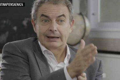 Ataques, mentiras y difamaciones: La penosa verborrea de Zapatero para defender nuevamente al sátrapa Nicolás Maduro