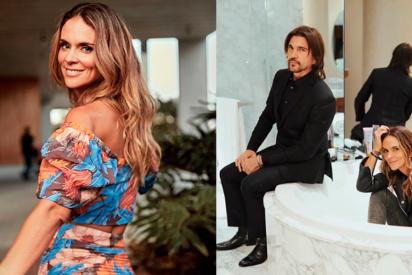 A Dios le pido... una esposa como la de Juanes: Las imágenes más sensuales de la pareja del cantante