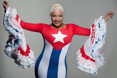 Miami declara persona non grata a Haila María Mompié, la cantante cubana que ama a Fidel Castro
