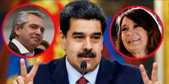 El títere de Cristina Kirchner se quita la máscara: reconocerá a Maduro y romperá relaciones con Juan Guaidó