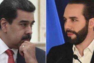 """El Salvador expulsa a todo el cuerpo diplomático chavista: """"Reconocemos a Juan Guaidó"""""""