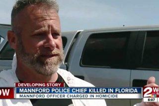 Un temperamental policía mata a su jefe y mejor amigo durante una discusión