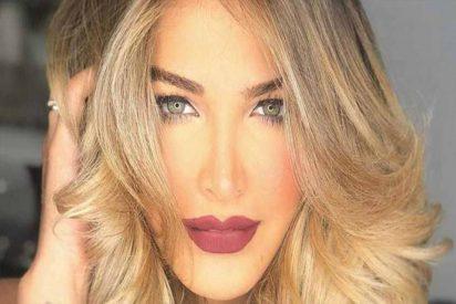 'La más hermosa ex Miss Venezuela' se atreve con una camisa transparente y sin sujetador