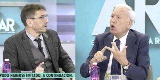 Ana Rosa y Margallo callan la boca al manipulador 'ministro de Exteriores' podemita, exaltado con el