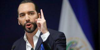 """El presidente de El Salvador se rie en la cara del ministro de exterior chavista: """"¡No pegan una!"""""""