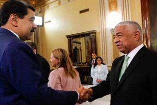 """Opositores """"vendidos"""" celebraron por su pacto con el dictador Nicolás Maduro: """"No queremos injerencia"""""""