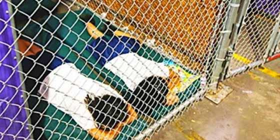 Estados Unidos rompe récord y es el país con mas niños presos en el mundo