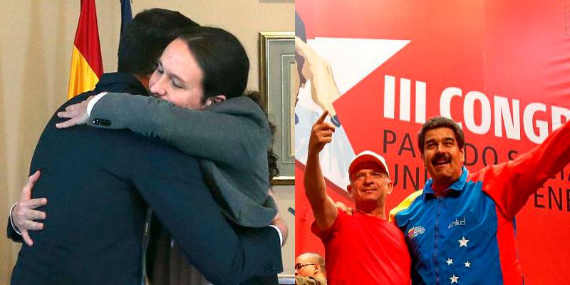 """Vinculan el acuerdo PSOE-Podemos con la huida del narcogeneral chavista Hugo 'el pollo' Carvajal: """"Me huele a una colaboración"""""""