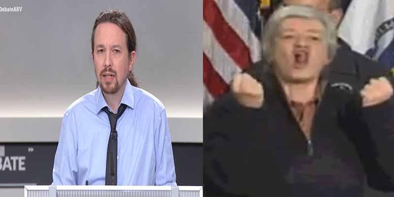 Los 5 mejores memes del 'guarrus lapsus' de Pablo Iglesias en pleno debate electoral