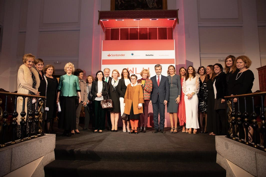 Los I Premios Women in a Legal World reconoce a las mujeres que luchan por la defensa de los DDHH y de la ética en España