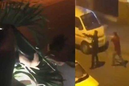 Tiroteos, saqueos y desmadre: Las calles de Cali tras las