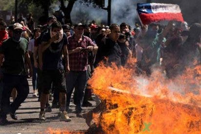 """El Congreso de Chile acuerda un plesbicito para una nueva constitución: """"Estamos contentos de construir un acuerdo que derrote la violencia"""""""