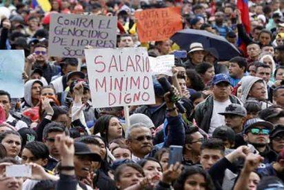 Protestas en Colombia: Los 4 motivos detrás de la llegada de