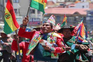 """¿Qué es el """"cerco de Túpac Katari""""? El as bajo la manga anunciado por los melancólicos de Evo Morales que causa terror en La Paz"""