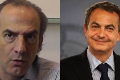 """Indignación máxima con Zapatero: """"Su ingenuidad, tontería o perversión le llevó a dar oxígeno a los regímenes sanguinarios en América Latina"""""""