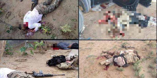 La 'Tropa del Infierno' del Cártel del Noreste mata a otro soldado mexicano