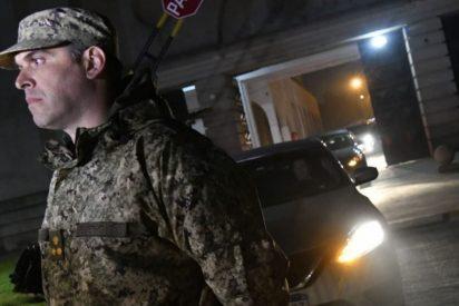 Elecciones Uruguay: Mientras el pueblo votaba, intentaron robar explosivos al Ejército con drones