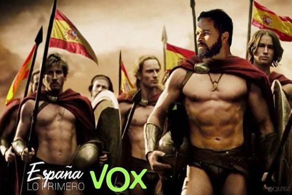 La izquierda española ya llora en Twitter con el triunfo electoral de VOX, pero los votantes de derechas se divierten