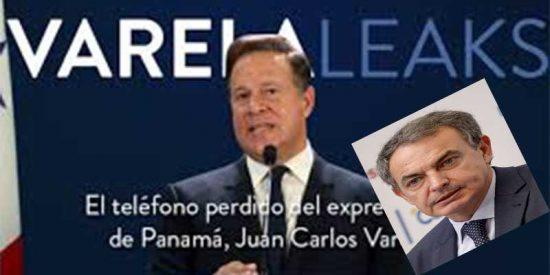 'Varela Leaks': Hackean el 'WhatsApp' del expresidente de Panamá y sale a relucir Zapatero