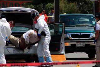 México sangriento: La terrible violencia deja casi 100 asesinatos diarios y promete alcanzar un nuevo record este 2019
