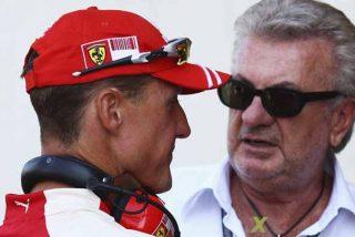 Exagente de Schumacher carga contra la esposa del expiloto: