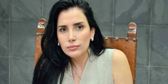 Encuentran una maleta repleta de joyas en el lujoso BMW de la congresista colombiana que se fugó de la justicia