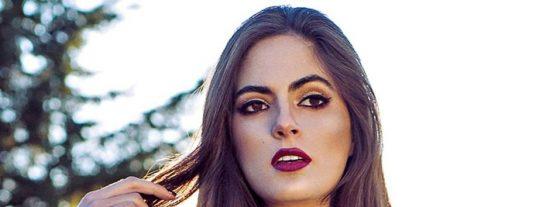 Sofía Aragón, la modelo que venció a la depresión y representará a México en Miss Universo 2019