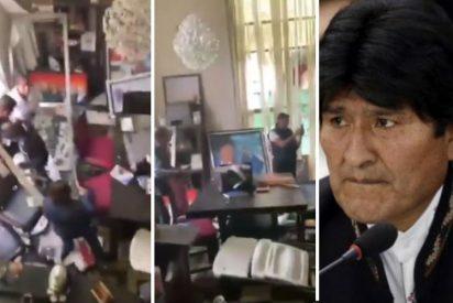 El 'socialismo de caviar' de Evo Morales: De casita de barro a casoplón con lujos y gimnasio