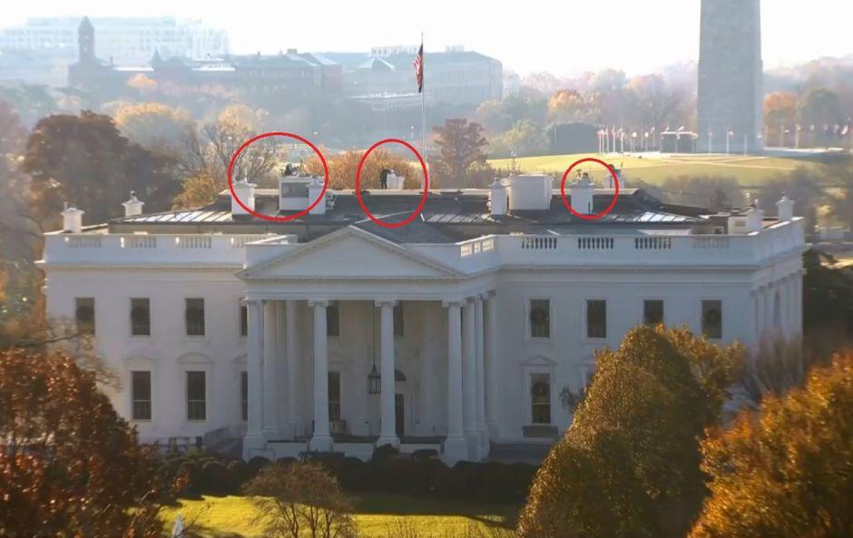Alerta máxima del Servicio Secreto de EEUU: Un extraño avión sobrevuela la Casa Blanca