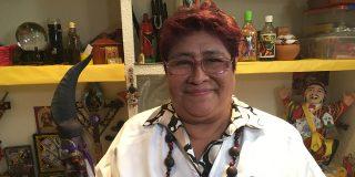 """Marta Elena Díaz: """"La huevoterapia es una ciencia milenaria de nuestros antiguos chamanes de Perú"""""""